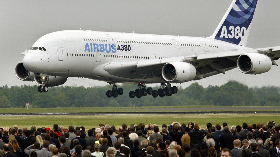 Airbus A380: Iran könnte mit seinen Bestellungen die Flaute beim Superjumbo beenden