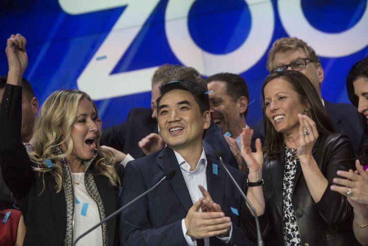 Gefährliche China-Connection: Eric Yuan, Gründer und Chef von Zoom