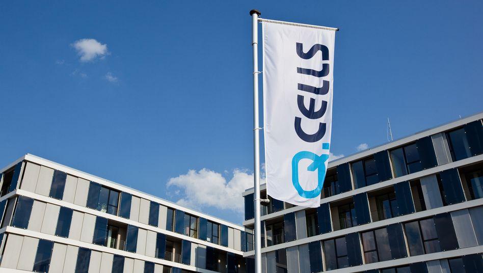 Q-Cells: Das Unternehmen verbrennt in hohem Tempo seine Barreserven