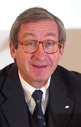 Muss sich nicht mit dem P&G-Angebot zufrieden geben: Henkels Vorstandschef Ulrich Lehner