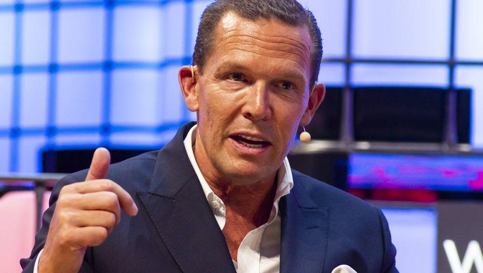 Daniel Grieder: Der Manager hat vor drei Tagen bekanntgegeben, dass er seinen Posten bei Tommy Hilfiger aufgibt