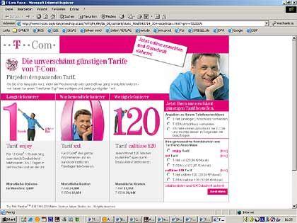 Werbung: Telekom darf im Fernsehen vorerst nicht mehr für den XXL-Tarif werben