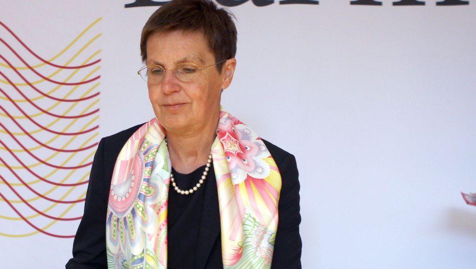 """""""Das macht mich sprachlos"""": Elke König, Präsidentin der deutschen Finanzaufsicht Bafin"""