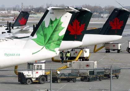 Cerberus-Beteiligung Air Canada: Immer bereit zur Übernahmeschlacht