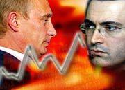 Showdown: Präsident Putin statuiert an Yukos-Chef Chodorkowski ein Exempel