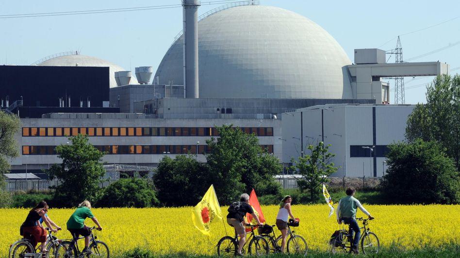 Energiewende mit Außenwirkung: Eon und RWE wollen in Großbritannien keine Atomkraftwerke mehr bauen