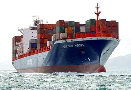 Tui-Containerschiff: Die Frachtraten sind zu niedrig