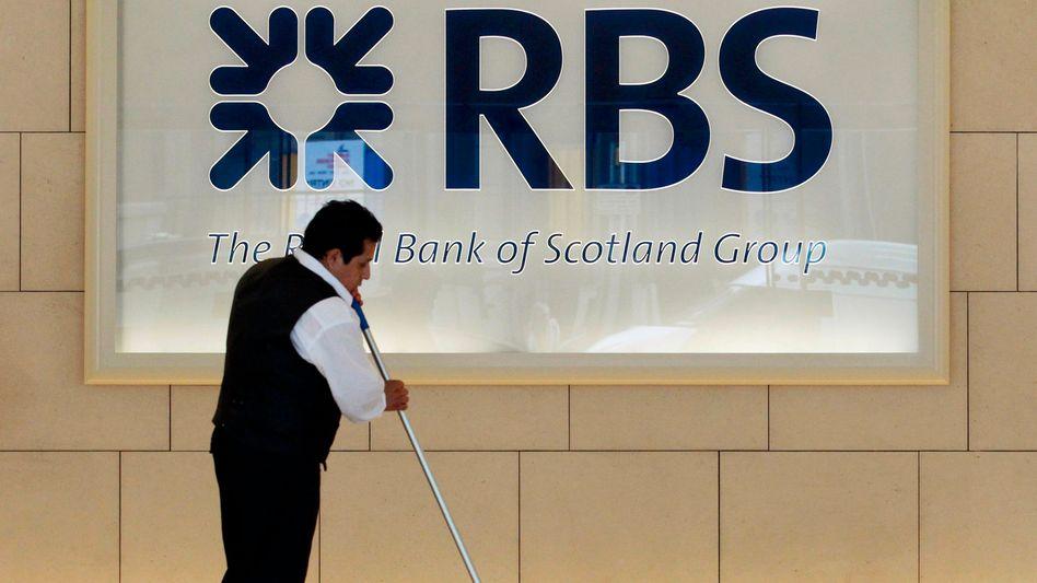 Royal Bank of Scotland: Die britische Regierung will den Teilausstieg