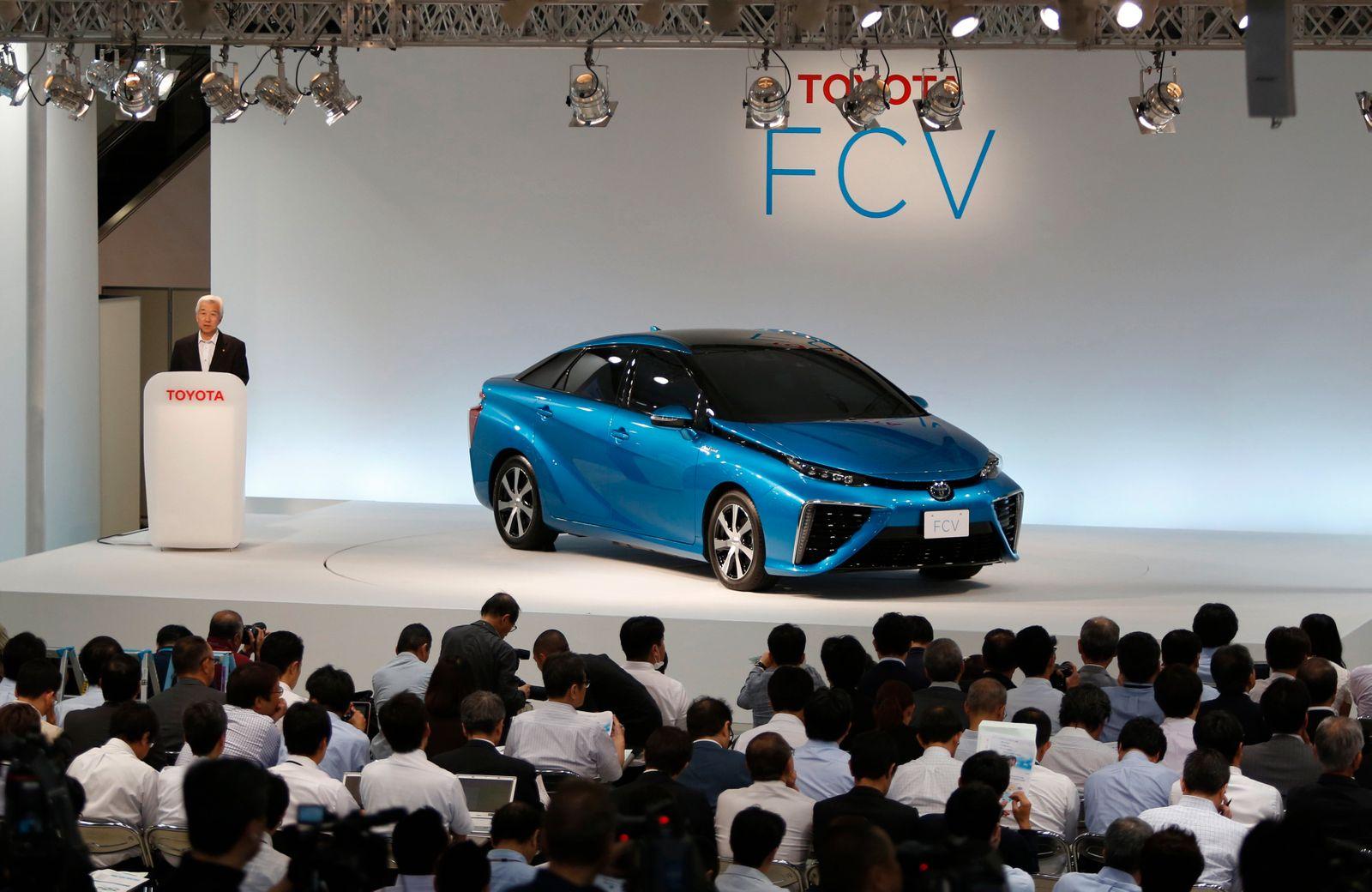 Toyota / FCV (Kopie)