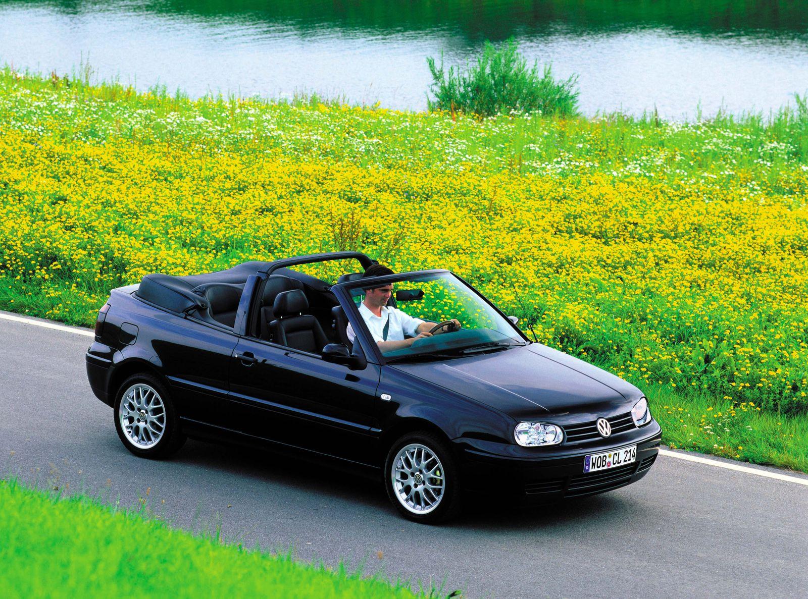 Golf Cabrio (2000) / Golf Cabriolet / Auto