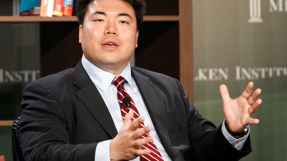 Colin Fan (Archiv): Boni wegen umstrittener Geschäfte zeitweise eingefroren