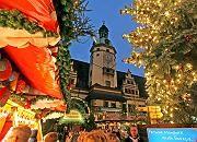 Weihnachtsmarkt: Die Börse ist in Feierlaune