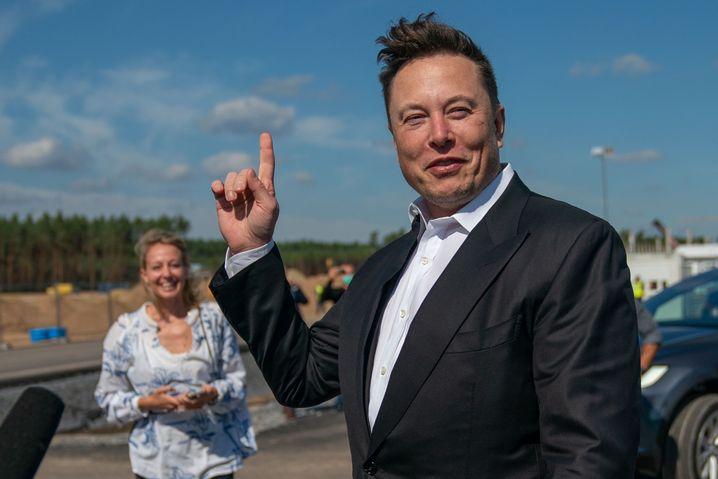 Genug Geld zum Bitcoin-Zocken: Tesla-Chef Elon Musk