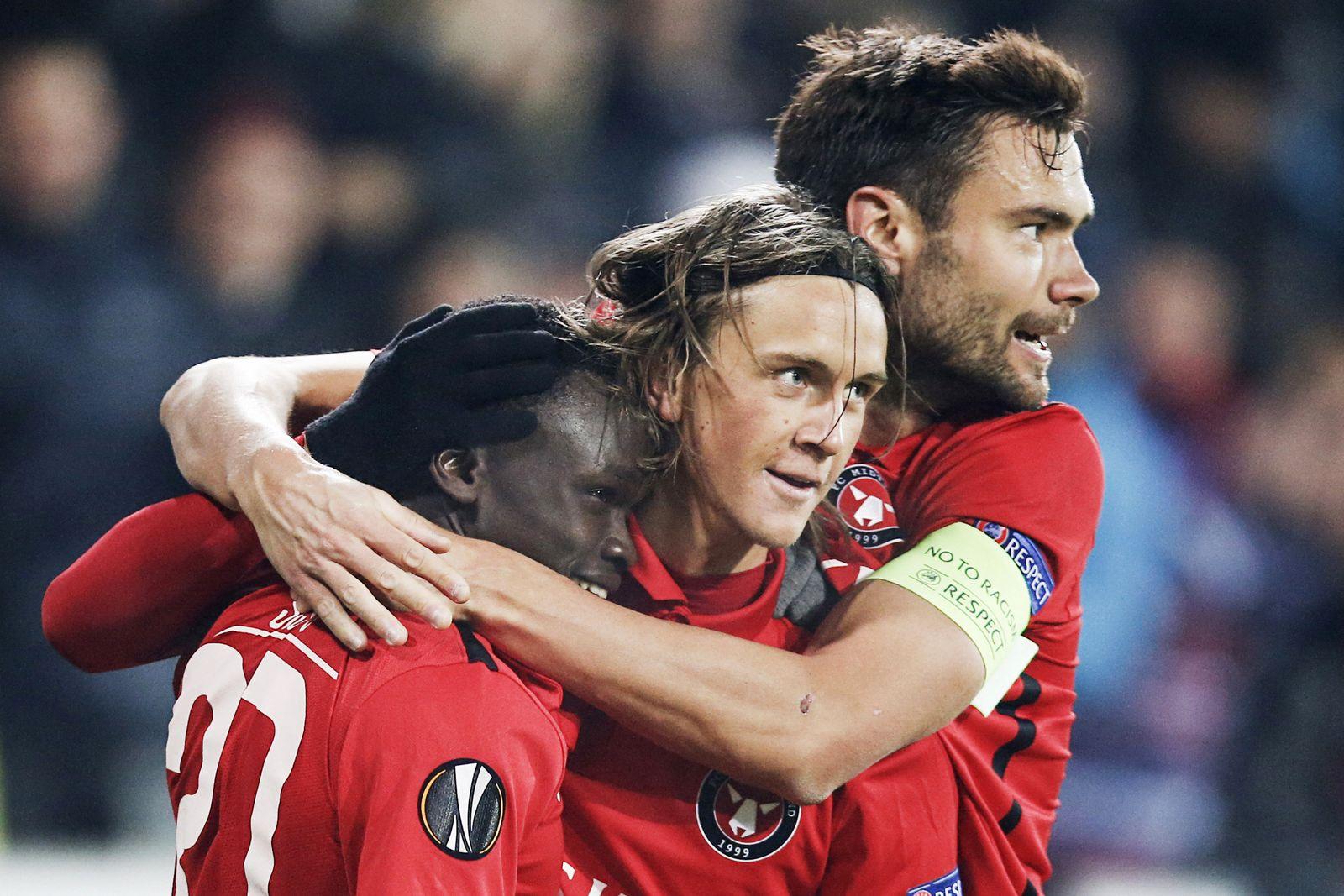 Denmark Soccer Europa League