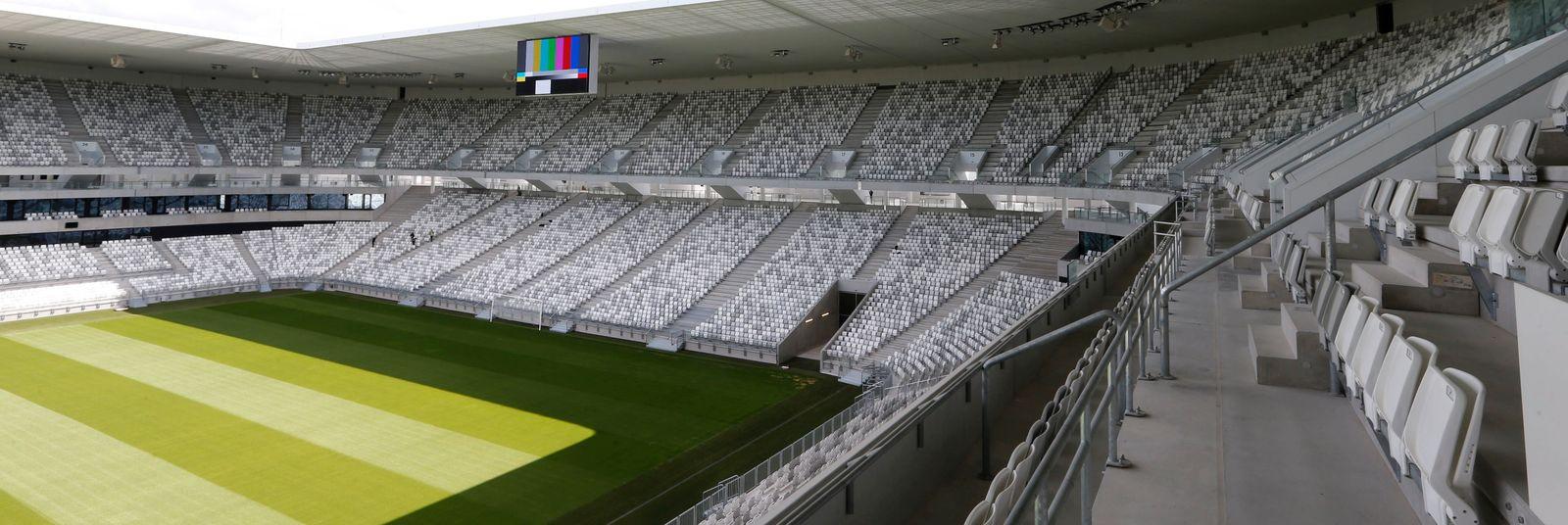 Stadium in Bordeaux
