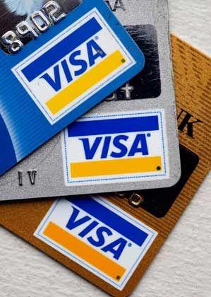 """Visa-Karten: """"Wir haben nie behauptet, dass tatsächlich Daten abgegriffen wurden"""""""