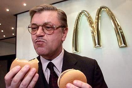 Keine Appetit mehr auf den Chefposten? Gerd Raupeter