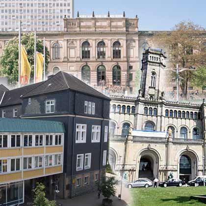 Rücken zusammen: Die drei Unis in Braunschweig, Clausthal und Hannover gründen die Niedersächsische Technische Hochschule (NTH)