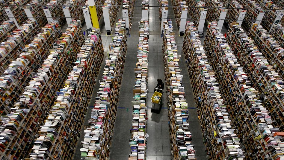 Amazon-Logistikzentrum in Phoenix, Arizona: Benachteiligung der Wettbewerber?