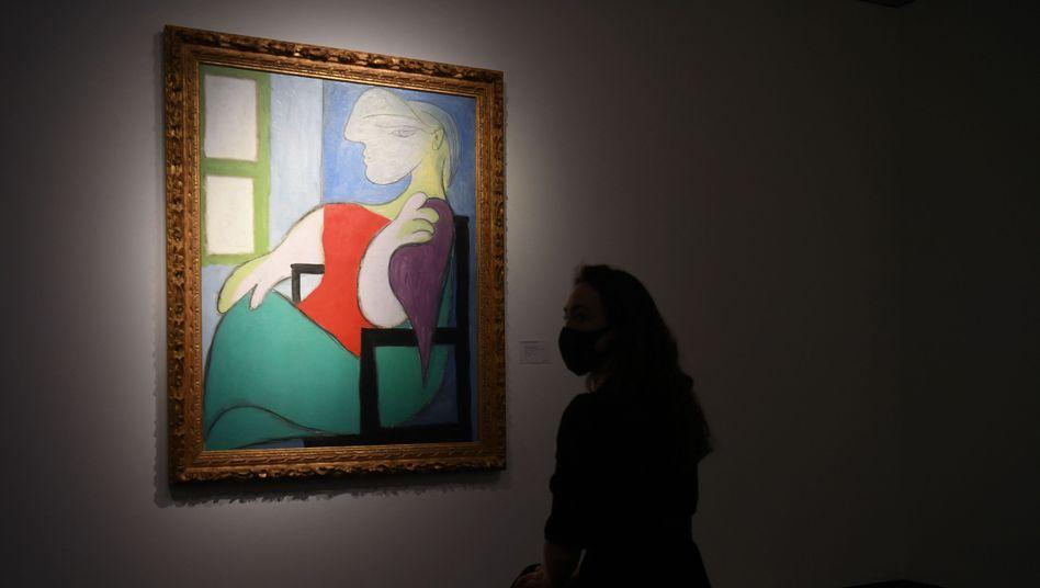 """""""Sitzende Frau am Fenster"""": Dieses Bild knackte die Marke von 100 Millionen Dollar"""