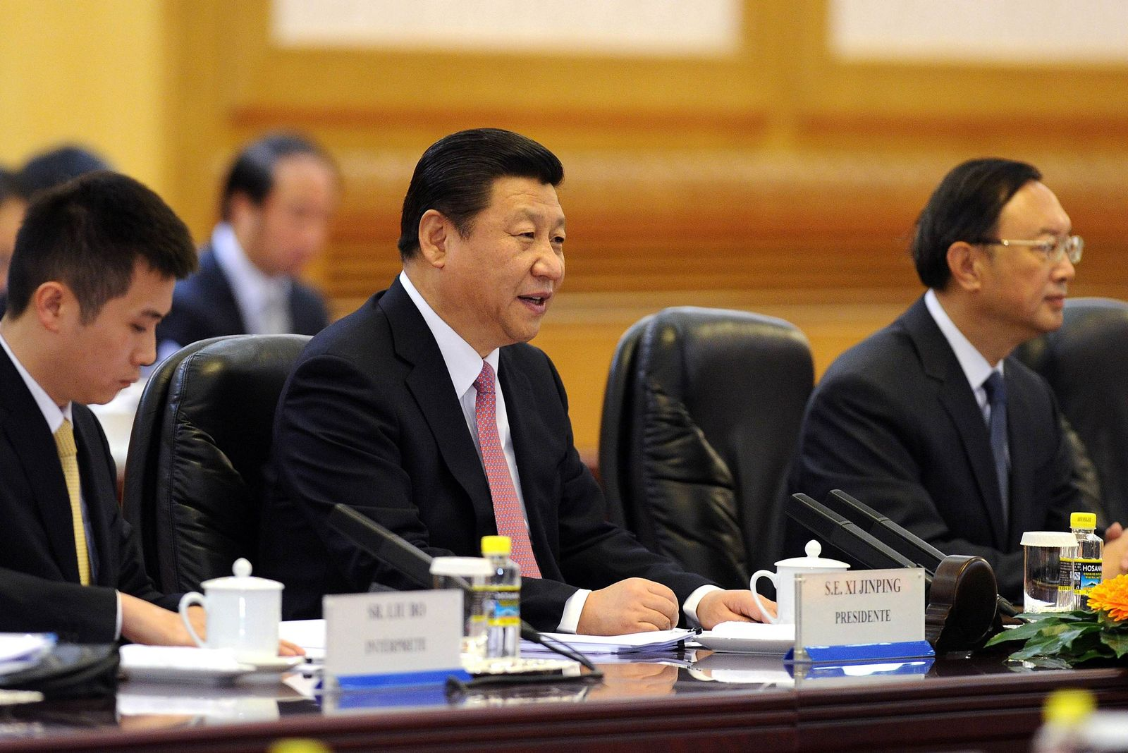 CHINA/ Xi Jinping