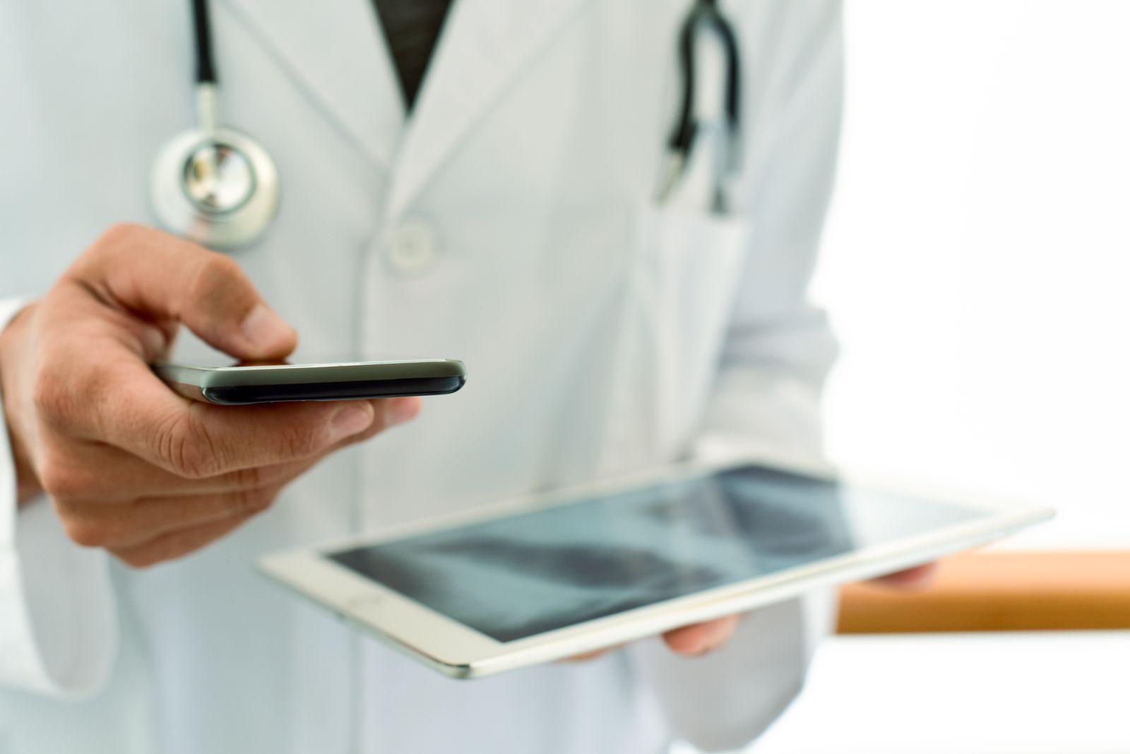 EINMALIGE VERWENDUNG E-Health