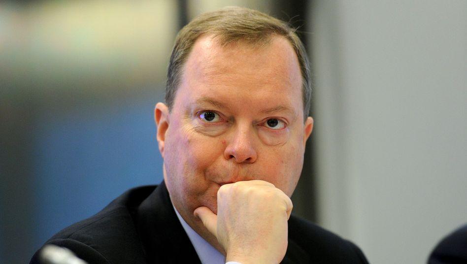 """RWE-Chef Peter Terium: """"Wir brauchen Geld für Wachstum. Zur Zeit kriegen wir das nicht"""""""