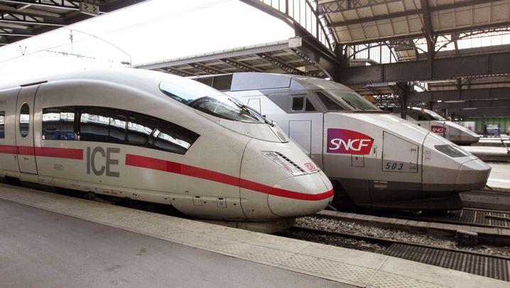Siemens-Deal mischt Schnellbahn-Branche auf: Das irre Rennen von ICE und TGV gegen Asiens Superzüge