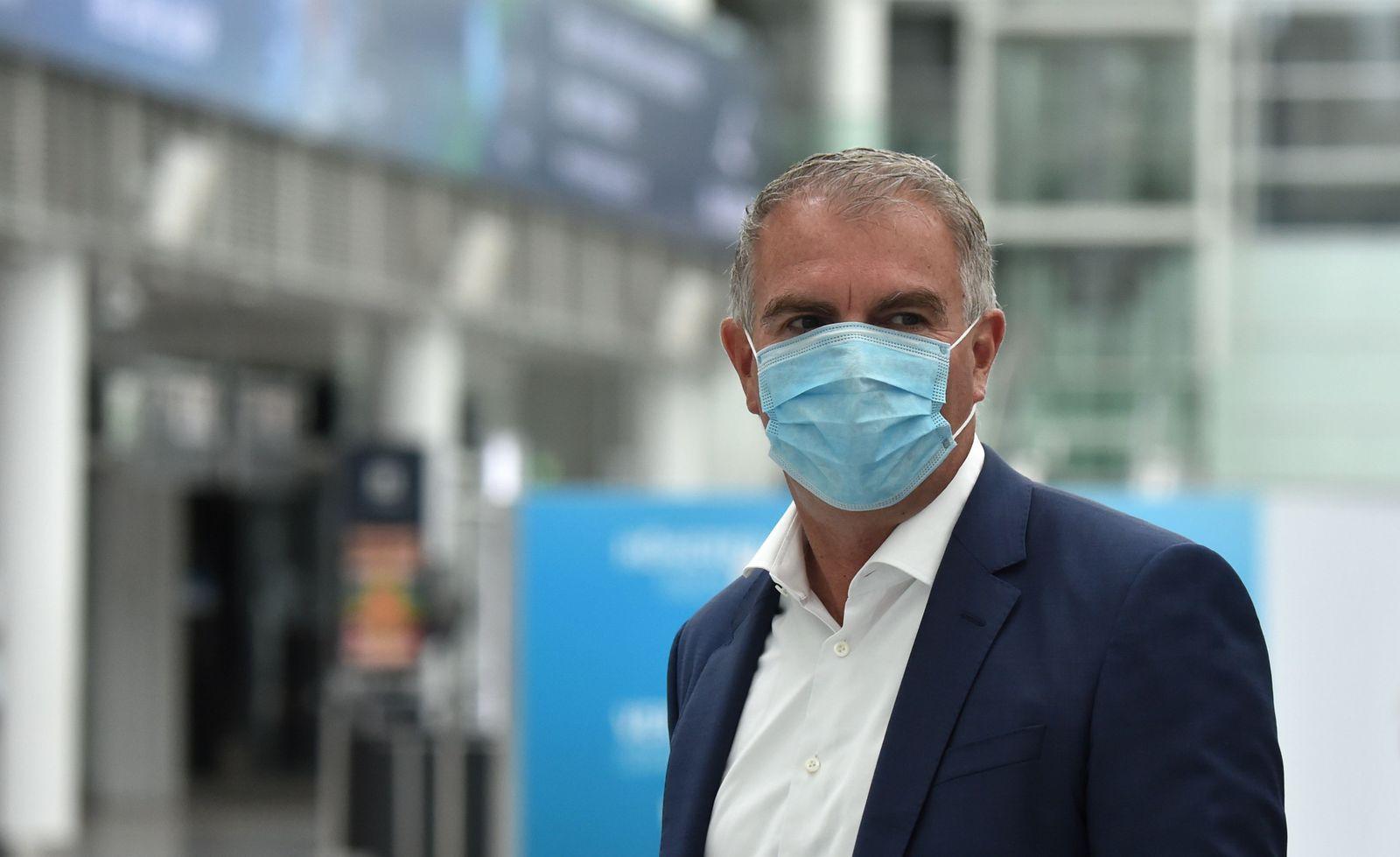 GERMANY-HEALTH-VIRUS-TRANSPORT