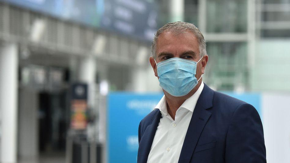 Für 2021 finanziell abgesichert: Lufthansa-Chef Carsten Spohr