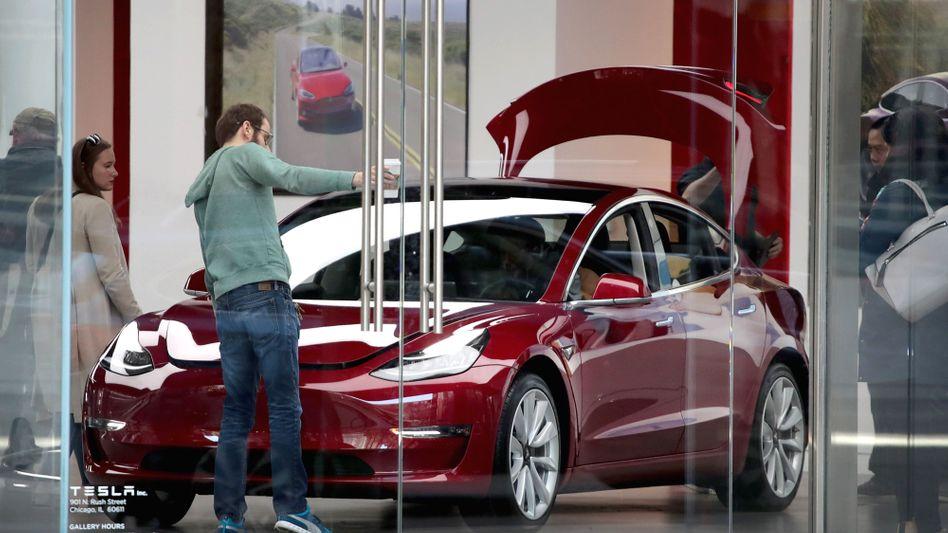 Tesla Model 3, potenzielle Käufer