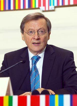 Österreichs Bundeskanzler Schüssel: Garantien für die Skandalbank