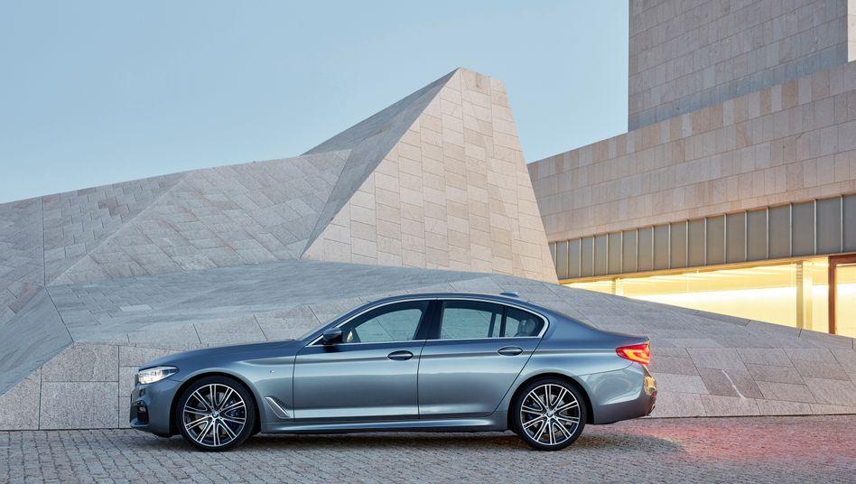 BMW 5er: 31 Prozent mehr Gewinn, 12 Prozent mehr Umsatz