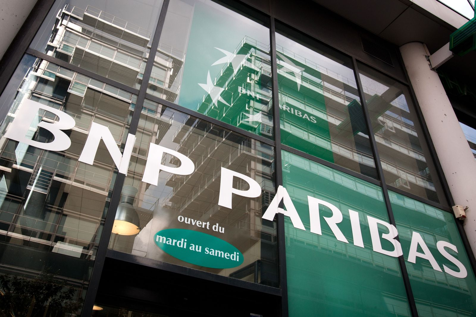 FRANCE-US-BANKING-FINE-BUSINESS-BNP-FILES-FILES