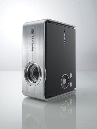 Samsung Project Imager: Kommt ohne Fernbedienung daher