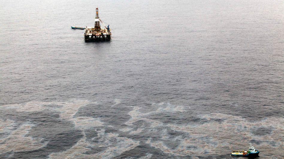 Ölpest vor brasilianischer Küste: Chevron droht Schadenersatz in Milliardenhöhe