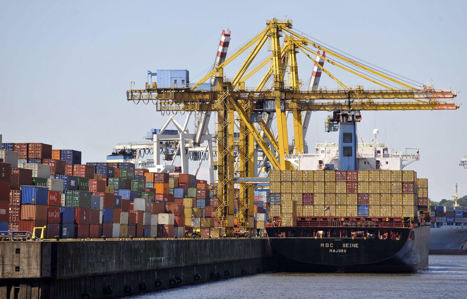 NICHT VERWENDEN Deutschland / Export / Frachtcontainer