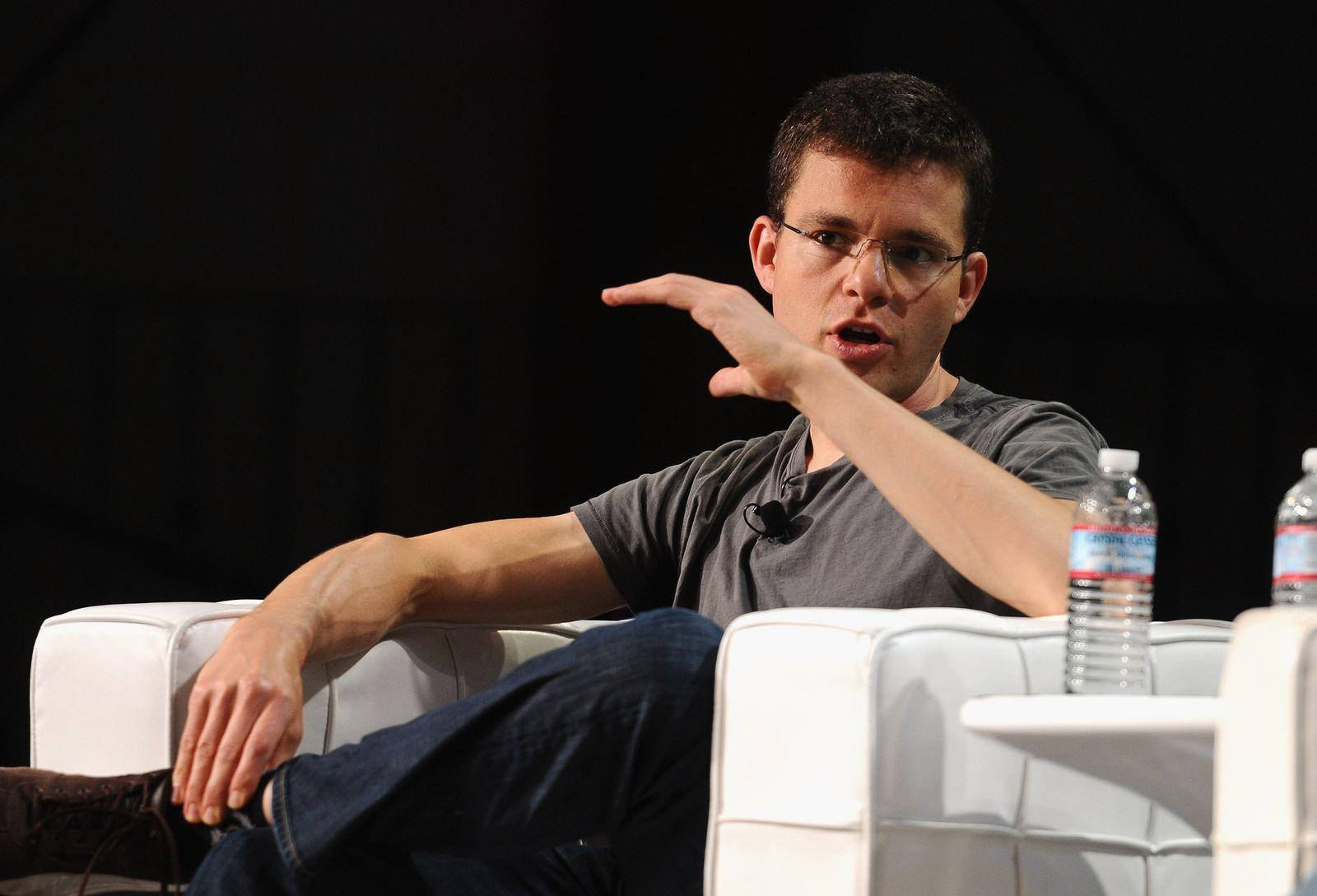 Max Levchin / Yahoo Aufsichtsrat, Paypal Co-Founder