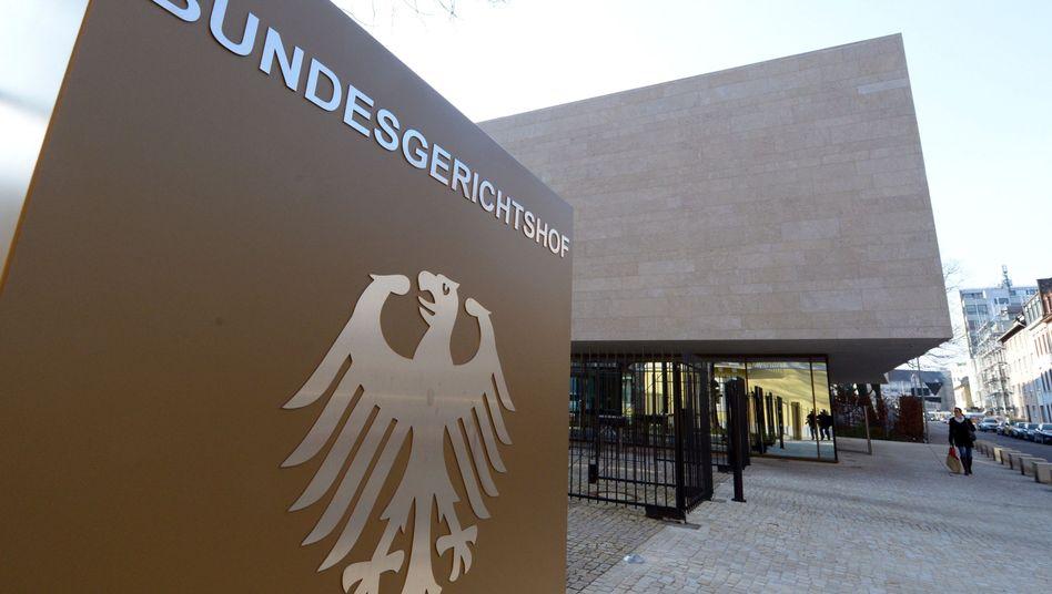 Bundesgerichtshof in Karlsruhe: Die obersten Richter stellten sich auf die Seite der Anleger
