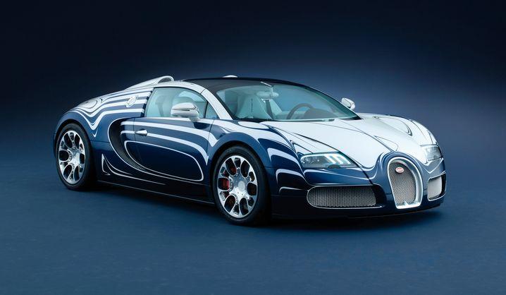 Porzellan-Bugatti von KPM: Direkte Linie zum Alten Fritz