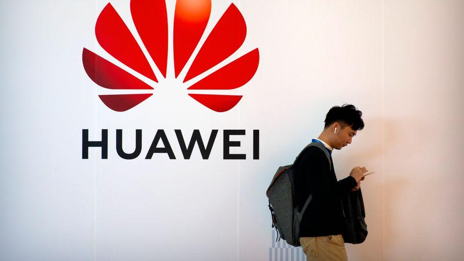 Huawei: Donald Trump setzt den chinesischen Telekomausrüster in seinen letzten Tagen als US-Präsident weiter unter Druck