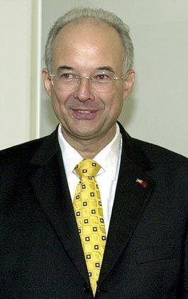 Neuer Aufseher: Paul Kirchhof (im Bild) ersetzt Ulrich Cartellieri im Aufsichtsrat der Deutschen Bank