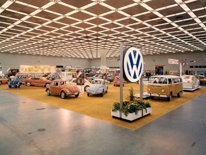 Exporthit: Für Volkswagen wurde in Detroit 1970 der gelbe Teppich ausgerollt