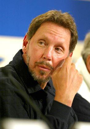 Top-Gehälter im Silicon Valley, Platz 3: Lawrence Ellison (59), Chairman und CEO von Oracle: 59.165 Dollar Gehalt, 40,53 Millionen Dollar Vergütung Aktien/Optionen