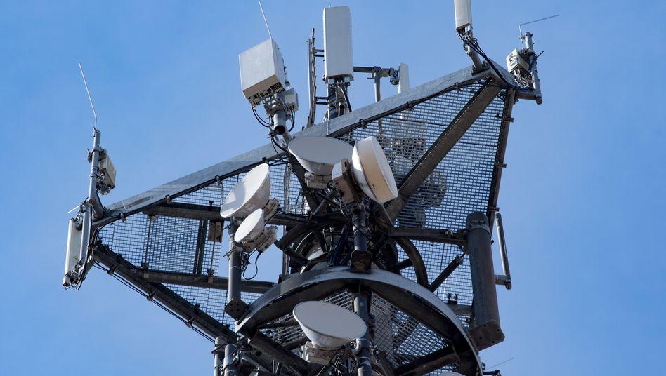 Telefonica Deutschland verkauft Funkmasten für 1,5 Milliarden Euro