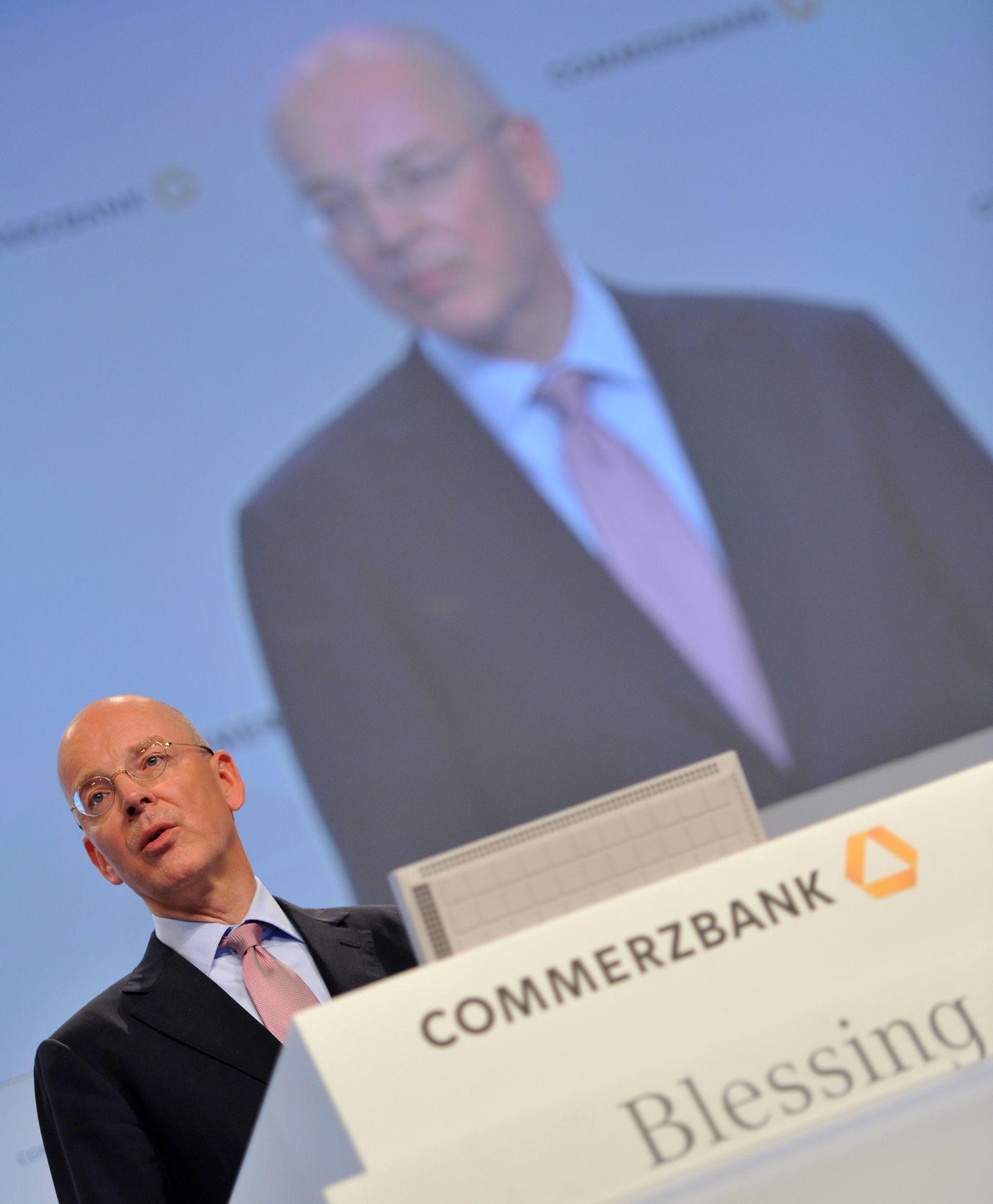Hauptversammlung Commerzbank AG