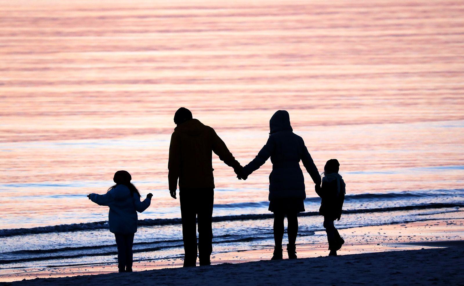 Eltern / Mann / Frau / Kinder