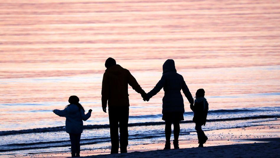 Familie: Ausflüge an die See wieder möglich