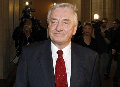 Vor Gericht: Berlins Ex-CDU-Fraktionschef Klaus Landowsky
