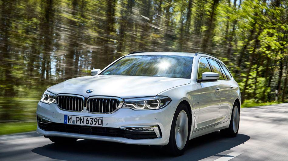 BMW: Knapp 160.000 Autos der Marken BMW und Mini im Februar verkauft